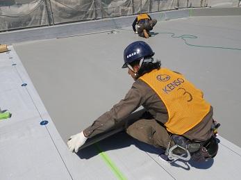 防水工事(屋上)