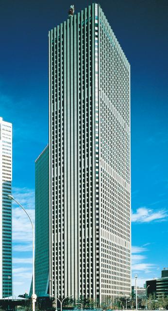 新宿センタービル(東京都)
