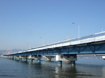 琵琶湖大橋(滋賀県)