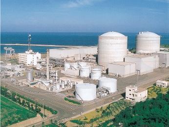 九州電力川内原子力発電所(鹿児島県)