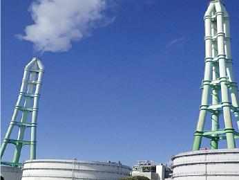 中部電力知多火力発電所(愛知県)