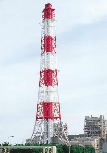東京電力鹿島火力発電所(茨城県)