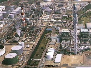 東北電力新仙台火力発電所(宮城県)