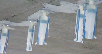 コンクリート床版のひび割れ補修(注入型)