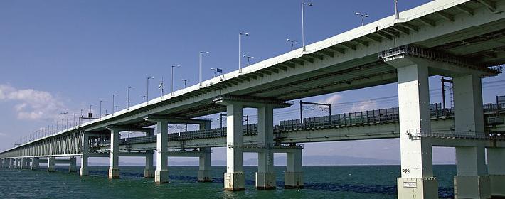 関西空港連絡橋(大阪府)
