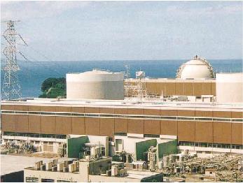 九州電力玄海原原子力発電所(佐賀県)