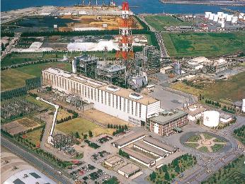 東北電力八戸火力発電所(青森県)